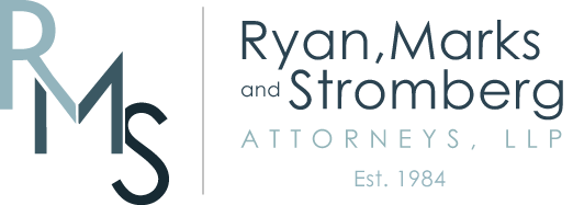 Ryan, Marks and Stromberg Logo